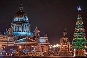 План мероприятий в Петербурге на новогодние праздники: